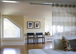 trax l shaped shower rod ceiling mounted track transitional for