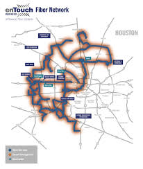 Metro Coverage Map by Coverage Entouch Business