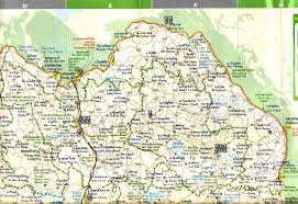 Real Treasure Maps Udon Thani Map