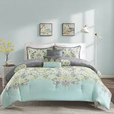 Coral And Teal Bedding Sets Bedding Coral Teal And Grayding Purple Babydingpale Grey Sets