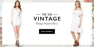 vintage online zalora philippines