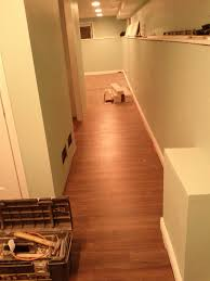 Laminate Flooring Door Jamb Basement Laminate Flooring Installation