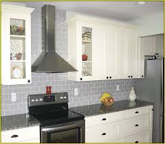 Light Grey Glass Subway Tile Backsplash Global Business Forum - Grey subway tile backsplash