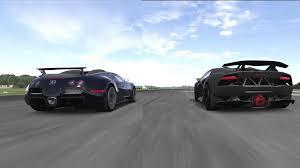bugatti vs lamborghini veneno vs bugatti veyron
