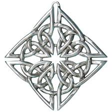 celtic knot pewter ornament specialty ornaments hallmark