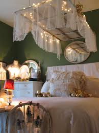 Diy Romantic Bedroom Decorating Ideas Idea To Hang Old Windows From Ceiling With Chain Add Twigs Or