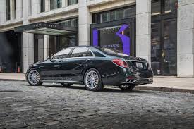 mercedes showroom interior the 2018 mercedes benz s class takes manhattan by storm the drive