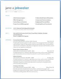 ms word resume template u2013 inssite