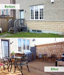 Townhouse Backyard Design Ideas Ask A Pro Q A Townhouse Backyard Makeover Better Homes And