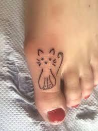 the 25 best small cat tattoos ideas on pinterest cat tattoos