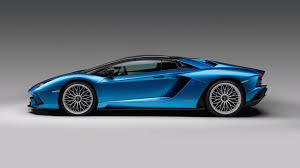 Lamborghini Aventador Replacement - 2018 lamborghini aventador s adds 460 247 roadster model looks
