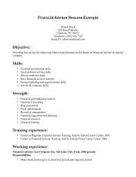 internship resume objective sample objective financial advisor resume objective financial advisor resume objective printable medium size financial advisor resume objective printable large size
