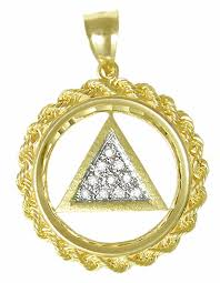 diamond style necklace images Style 36 2 14k gold aa symbol pendant rope circle w 10 1pt jpg