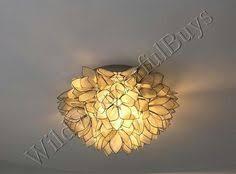 pottery barn ceiling lights pottery barn capiz flush mount ceiling light 15 chandelier lotus