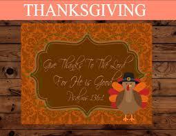thanksgiving table sign holidays sukkot favor tags pumpkin