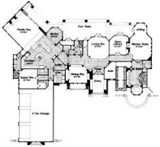 French Country Floor Plans Plan 43034pf French Country Manor French Country House Plans