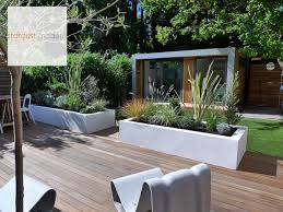 modern patio contemporary modern landscape design ideas for small urban gardens