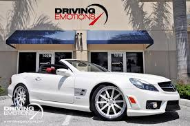 used mercedes sl63 amg for sale 2009 mercedes sl63 amg renntech 63 renntech stock 5748 for