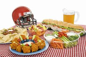 super bowl parties and other food events in the los angeles area