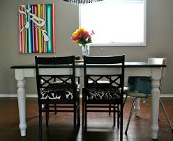 d refinishing dining table table with dining room table