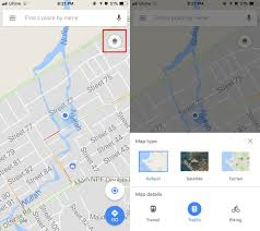 Maps Place How To View Blockades And Traffic Jams In Google Maps