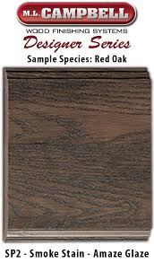 how to get smoke stains cabinets buy wood finish systems designer series from m l cbell
