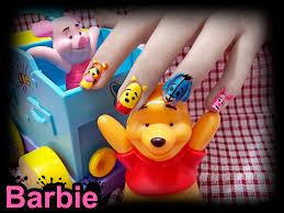 winnie the pooh nail designs choice image nail art designs