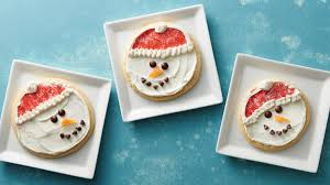 easy christmas cookie recipes pillsbury com