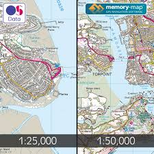 Map Scales Which Map Scale Would Suit You Best Memory Map Blog