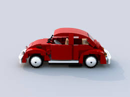 volkswagen mini moc 4798 mini volkswagen beetle cars 2016 rebrickable