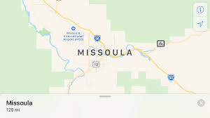 Map Of Missoula Montana by How To Use Apple Maps For Directions On The Iphone Ask Dave Taylor