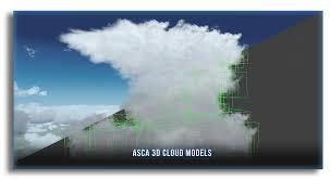 active sky cloud art hifi simulation technologies