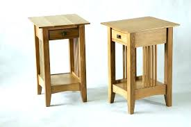 simple side table plans simple side table plans quitefancy top