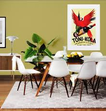 eames inspired dining table furniture inspiring dining room decor white dining table and white