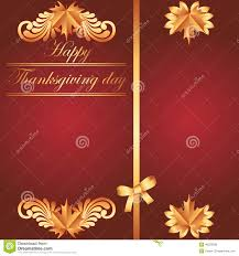 free thanksgiving background happy thanksgiving party invitation background stock vector