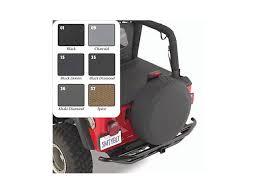 spare tire cover for jeep wrangler smittybilt wrangler 30 32 in spare tire cover j15693 free shipping