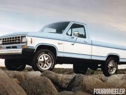 1989 ford ranger xlt 4x4 we say so to the ford ranger four wheeler magazine