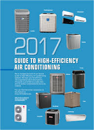 2017 guide to high efficiency air conditioning contracting business