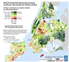 map of nyc areas maps nyc primary election results mapped for republican and