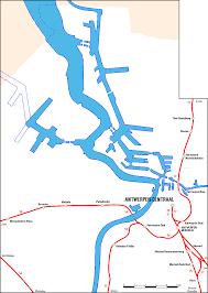 Network Map Full Belgian Rail Network Maps
