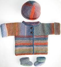 96 Best Baby Cardigans Garter Stitch Images On Pinterest