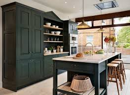 Paint For Kitchen Countertops Kitchen Blue Grey Backsplash White Kitchen With Tiles