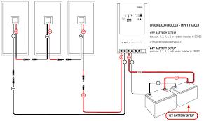 solar panel wiring diagram in array gooddy org