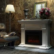 buy luxo edna 1950w electric fireplace heater white online australia
