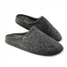 boiled wool slippers felt slippers for