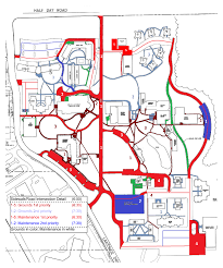 Iowa State Campus Map Trinity Campus Snow Removal Plan Map Tiu Facility Services Snow