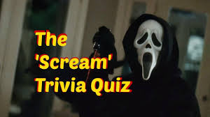 only u0027scream u0027 experts can ace this trivia quiz horrorgeeklife