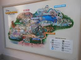 map of california adventure disney california adventure park in the sun loyalty traveler