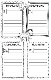 animal report template grab this freebie from my tpt store today i created a custom