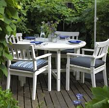 ikea outdoor dining table outdoor dining furniture chairs sets ikea table and habana 7 piece